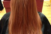 Barva vlasy