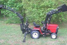 Tractors & Excavators
