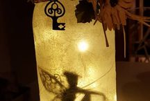 Lanterne e e candele