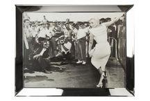 Marilyn Monroe / Op zoek naar kunst voor aan je muur? Bekijk hier een greep uit ons assortiment Marilyn Monroe schilderijen in zwart-wit tinten. Eenvoudig op te nemen in divers woonstijlen. Tip: hang meerdere schilderijen van dezelfde stijl aan één wand voor een speels geheel.  #marilynmonroe #schilderijen #paintings
