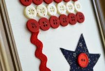 DIY Projects- Patriotic Themed  / by Danielle Marinesista