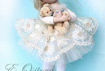 Dolls dance / bambole ballerine