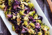 Recipes / Cauliflower