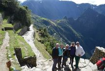 Inca Trail to Machu Picchu in 4 days / Today the Classic Inca Trail to Machu Picchu - which, as part of the Machu Picchu Historical Sanctuary, has been designated a World Heritage natural and cultural site is the most important and most popular hiking trail in South America