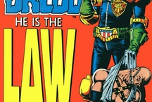 Dredd / The chin and the law