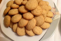 Biscotti al cioccolato bianco / I Dolci di Maria Rita