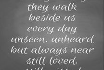 Quotes about those we love