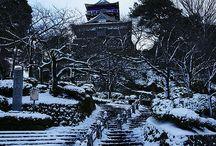zimna sceneria