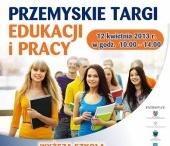 Przemyskie Targi Edukacji i Pracy / http://www.europedirect-przemysl.wspia.eu/targi