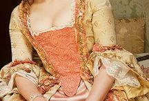vestidos idade media