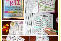 Math Interventions for Elementary / Hands-on math lessons, review, test prep, leveled lessons, personalized learning, differentiated lessons, multiplication, number bonds, fact families, math games, math activies, math task cards, RTI Math Interventions, decomposing numbers, number sense, algebraic thinking, geometry, measurement and data
