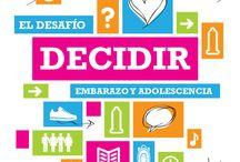 El desafío es decidir - #planificalo / 15% de los partos del país son de madres adolescentes o niñas. FEIM inicia esta campaña, con apoyo Unicef Argentina, para reflexionar junto a adolescentes, mujeres y varones, sobre cómo tomar decisiones libres e informadas sobre su sexualidad y reproducción.
