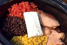 Crockpot yummy / by Andrea Mitchell-Blanco