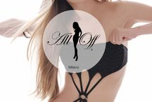 All Off Collection 2014 / beachwear