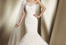Ronald Joyce / Stunning Ronald Joyce bridal gowns, designed by Veni Infantino. All available at Amelias Bridal Boutique, Skipton. Tel:01756 798995.