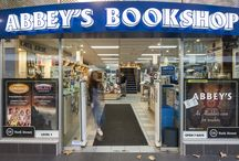 Abbey's Bookshop ~ 131 York Street Sydney / Here's some lovely pics of our shop!