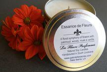 Natural Soy Candles / Favorite Natural Soy Candles