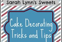 Cake Decorating / by Lisa Binz