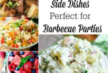 Recipes for a BBQ