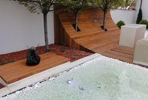 Artistic Floors / Amenajare gradina