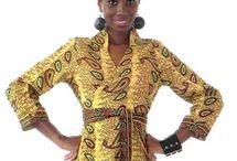 roupas afro
