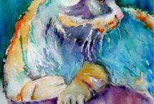 Art - watercolours