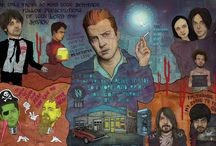 Queens Of The Stone Age / I Know That You're Alive Inside