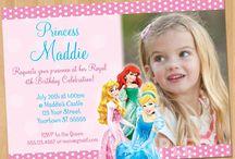 Cards - Princess