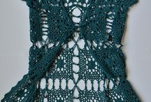 CROCHETED  ♠  CLOTHES