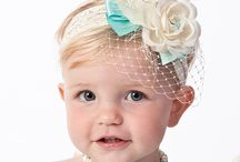 girly head bands