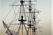 Frigate-ship