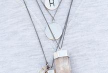 Jewelry / by Amanda Nickle
