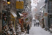 Winter Around the World / by Carrie