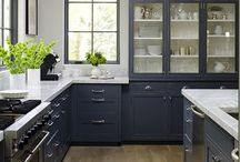 kitchens / by Debra Grandelski