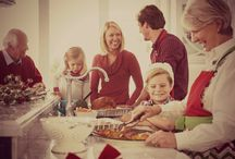 Christmas quote / Kitchens are made to bring families together ~ Merry Christmas
