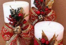 Vianocné dekorácia