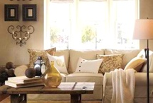 coffee table decorating / by Jennifer Roberts
