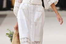 Льняные платья белое лен