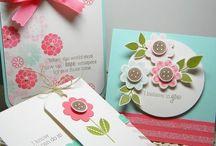 cardmaking may - jun 2015