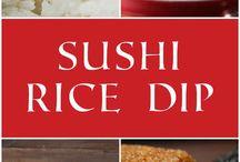 Sushi dio / Dip