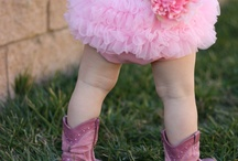 baby girl's closet / oh she will be so fashionable!