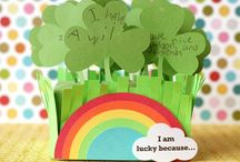 St Patrick's Day Crafts / by Chrissy Jones- Beyond the Park