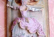 Marie Antoinette / Everything looks like sugary sweets-pastel marshmallowy elegance...so beautiful