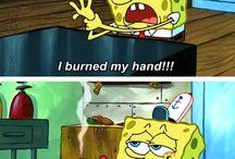 SpongeBob SquarePants / The HASH SLINGING SLASHER!