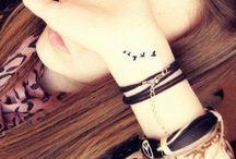 Mini-tatouages