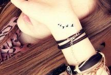 tatouage discret