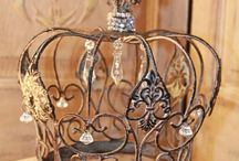 Crowns / by Cheryl Parrott Jewelry