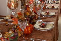 Thanksgiving / by Victoria Woodall
