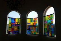 Glass Interior Installations / Instalaciones de Fusionado en Interiores