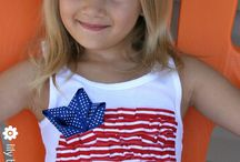 4th of July / by Sewing Novice (April Baylor)